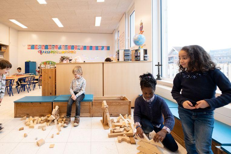 MECHELEN - nieuwbouw voor basisschool Scheppers