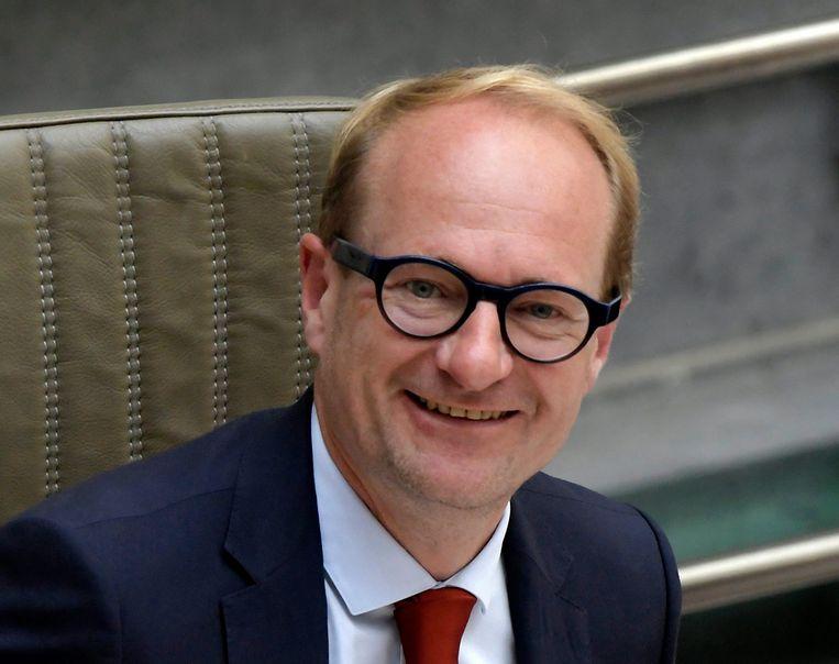 Vlaams Minister van Mobiliteit Ben Weyts (N-VA). Beeld Photo News