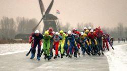 """Amerikaanse theorie rond Oranje schaatssucces ontlokt veel spot: """"Spitsuur in Nederland"""""""