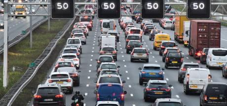 Vooral inwoners Limburg en Zuid-Holland ervaren verkeersoverlast