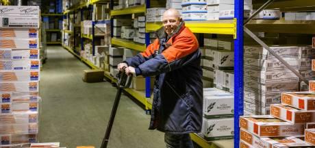 Groothandel Horesca in Meppel profiteert van heropening terrassen: 'Van 120 naar 300 bestellingen'