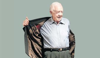 Jimmy Carter, Amerika's beste ex-president