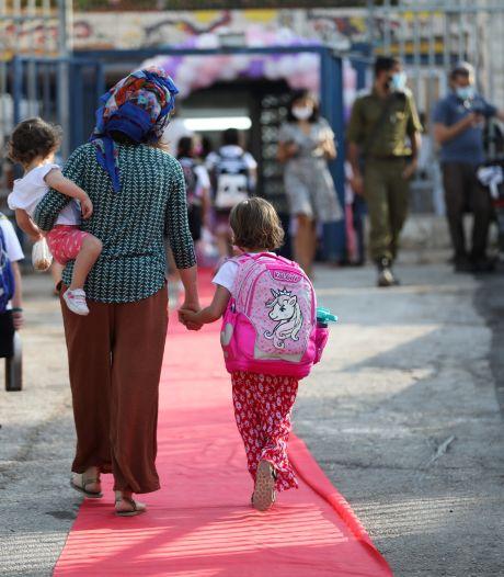 Plus de 11.000 nouvelles contaminations au lendemain de la rentrée scolaire en Israël