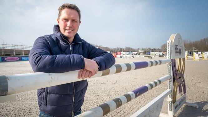 """Hippisch centrum Azelhof voelt gevolgen van lockdown in paardensector: """"Wekenlang sluiten betekent financiële catastrofe"""""""