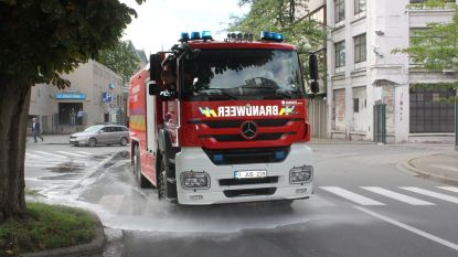 Oliespoor van ettelijke kilometers bezorgt brandweer uren werk