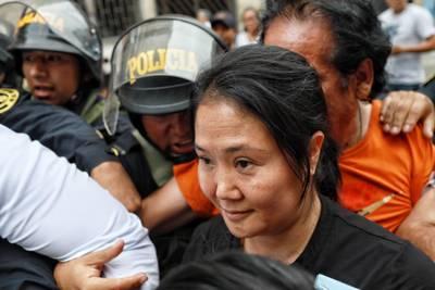 Rechter in Peru bepaalt dat oppositieleider Fujimori terug de cel in moet