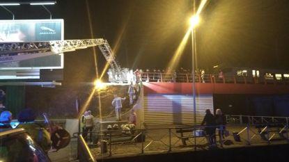 Honderdtal treinreizigers geëvacueerd