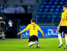 NAC-back Schouten genoot van het vuurwerk tijdens zijn goal: 'Heeft ons geholpen vandaag'