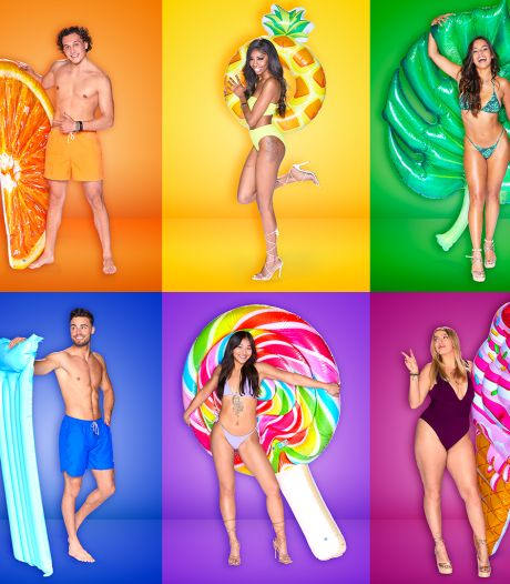 Dit zijn de vrijgezellen van Love Island 2021