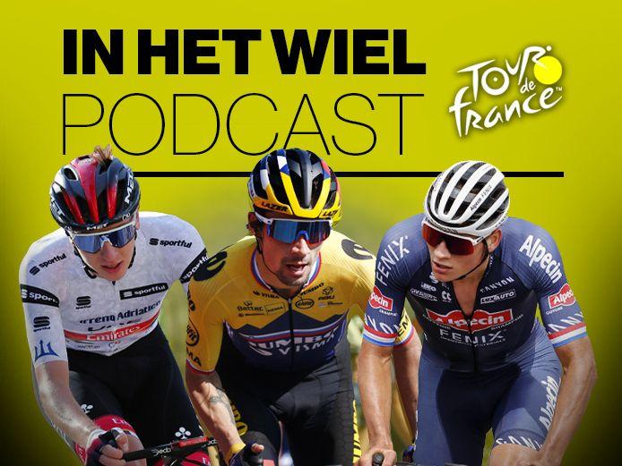 Dagelijks verschijnt er om 06.00 uur en om 19.30 uur een nieuwe podcast van In Het Wiel.