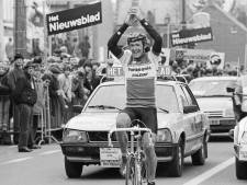 Johan Lammerts vergat achterom te kijken en won de Ronde van Vlaanderen