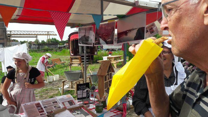 Het foodfestijn 'n Bietje Koekoek in Zevenbergen kende twee succesvolle edities.