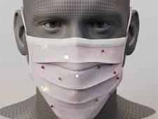 Un revêtement virucide mis au point pour les masques buccaux