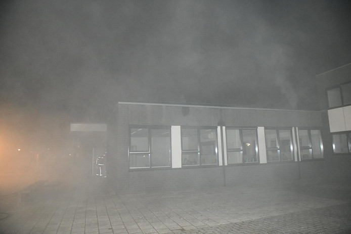 Rijnhoven Horizon Alphen brand