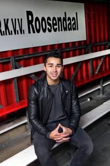 Wesley Kotta (RKVV Roosendaal): 'Mijn vader is mijn voorbeeld, ik heb zó veel van hem geleerd'