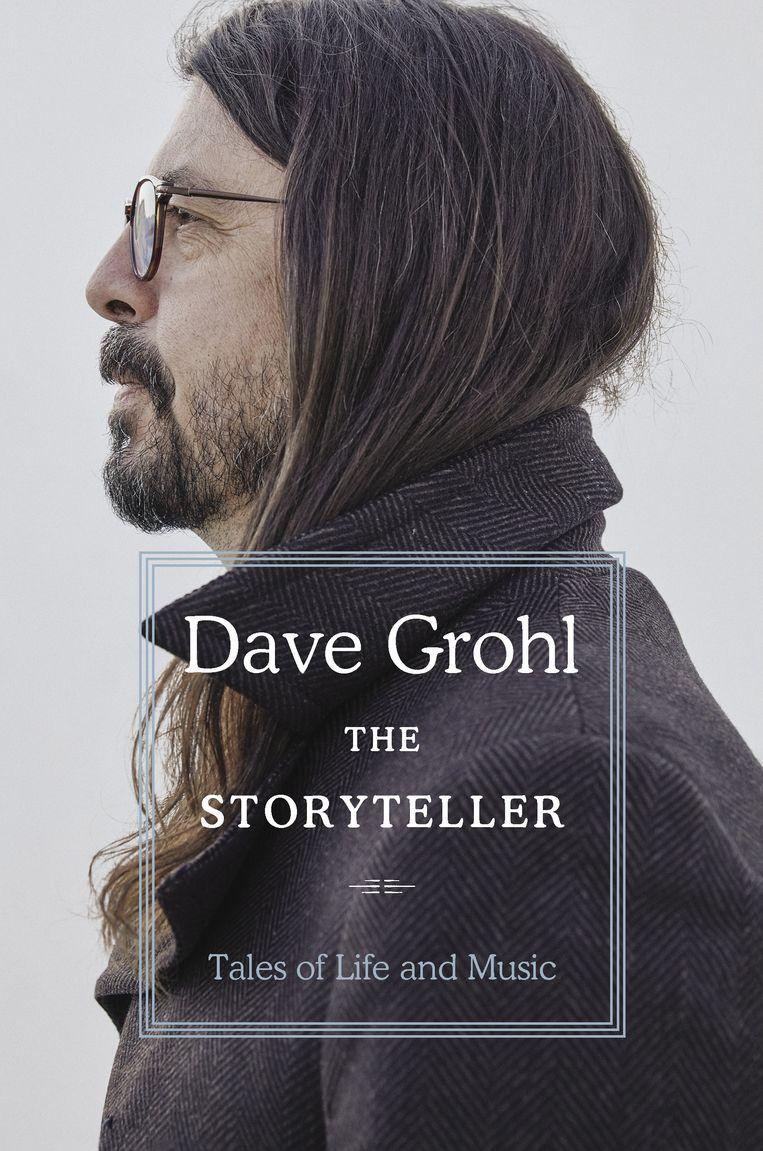 Dave Grohl, 'The Storyteller: verhalen over leven en muziek', A.W. Bruna Uitgevers Beeld rv