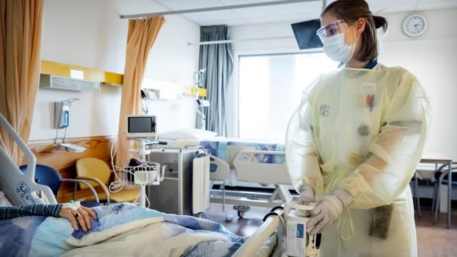 Meer mensen komen met corona in het ziekenhuis, andere zorg gaat wel door