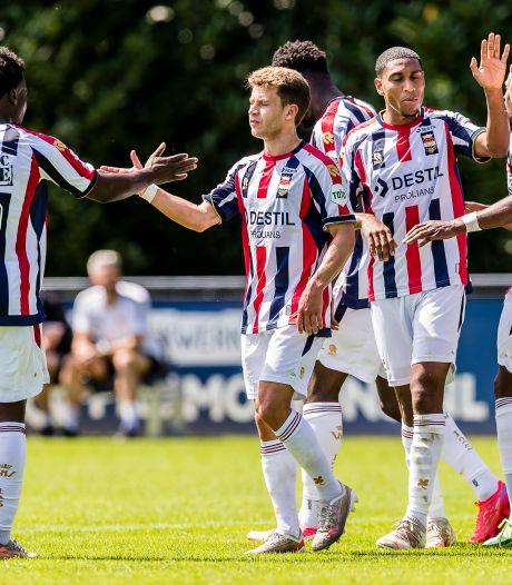 Willem ll is Excelsior de baas door treffers Köhlert en Wriedt
