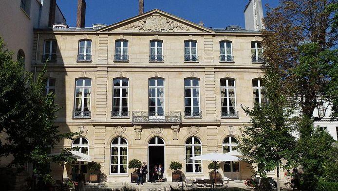 Hotel d'Avaray, de ambtswoning van de Nederlandse ambassadeur in Parijs