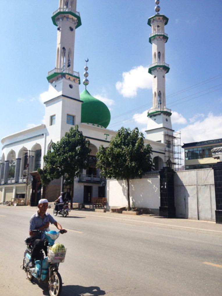 Moskee nieuwe stijl Beeld Yilan Yuen