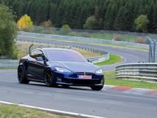 Tesla Model S komt nu nóg verder: 720 kilometer op een volle batterijlading