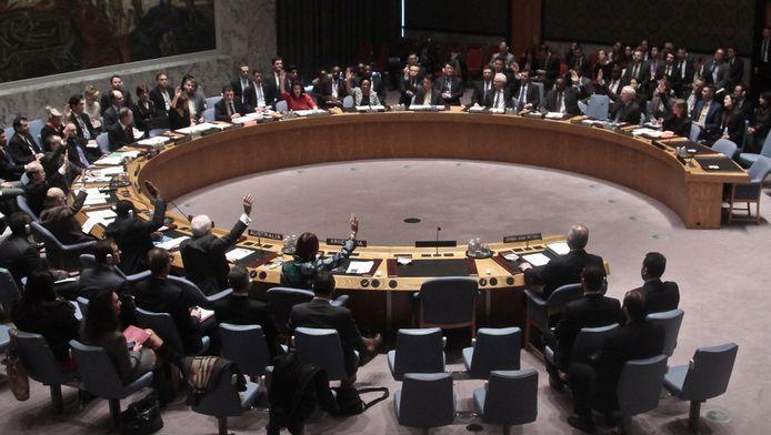 De Veiligheidsraad van de Verenigde Naties stemde gisteren in met een resolutie over humanitaire toegang tot Syrië.