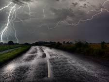 Grote verschillen in neerslag in Zeeland