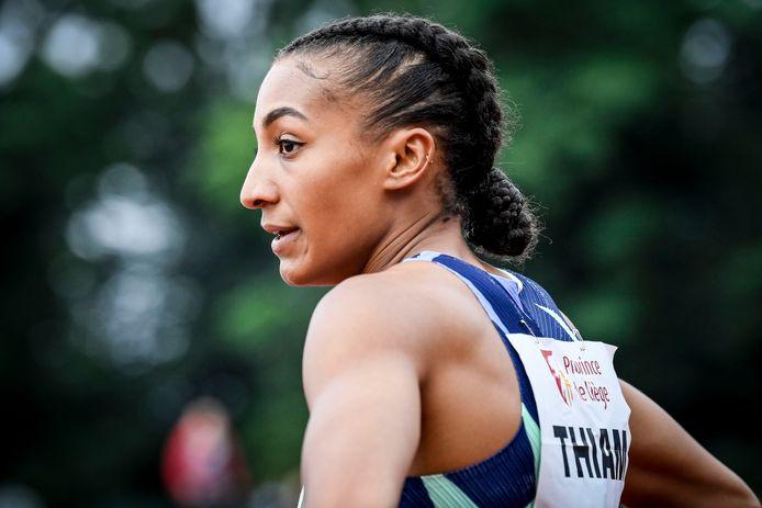 Nafi Thiam, fin juin, à Liège