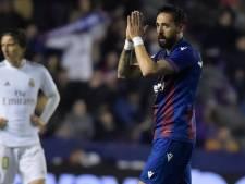 Real Madrid verliest bij Levante en ziet Hazard wegvallen richting Clásico