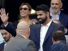 Atlético legt 55 miljoen neer en neemt Diego Costa definitief over