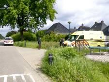Wielrenner gewond bij botsing in Boxmeer