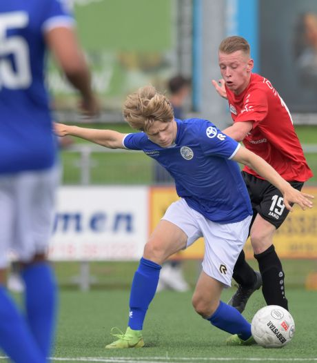 FC Den Bosch maakt er drie in Zaltbommel tegen Nivo Sparta