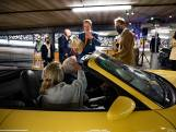 NXP-directeur neemt afscheid vanuit een parkeergarage: 'Origineel en coronaproof'