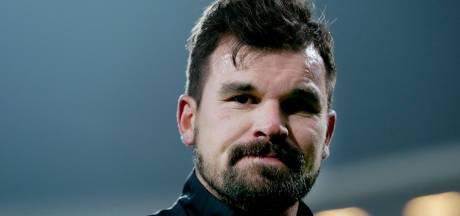 Transfervrije Velthuizen maakt seizoen af bij Telstar