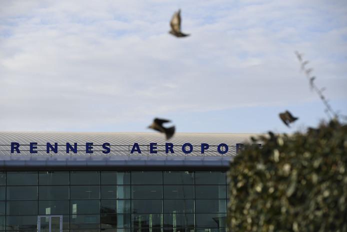 Het vliegveld van Rennes