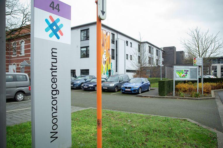 Woon-zorgcentrum Sint-Pieters in Puurs, waar als eerste gestart wordt met de vaccinaties. Beeld BELGA