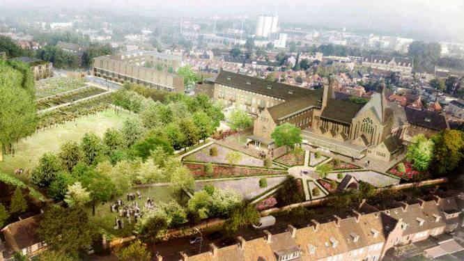 BVR heeft grootse plannen met Mariadal in Roosendaal