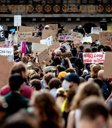 Rutte: Protest op de Dam in deze vorm was onverantwoord