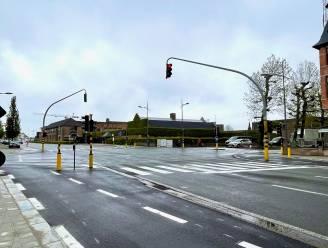 Kruispunt waar tal van zware ongevallen gebeurden, is eindelijk niet meer gevaarlijk