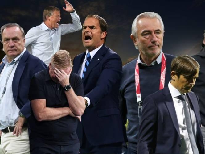 Koeman is niet de enige: Nederlandse trainers falen massaal in het buitenland