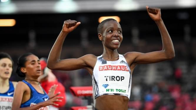 Keniaanse politie arresteert partner van vermoorde olympisch atlete Agnes Tirop