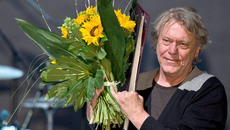 Johan Simons won de theaterprijs al eens in 2014. Beeld epa