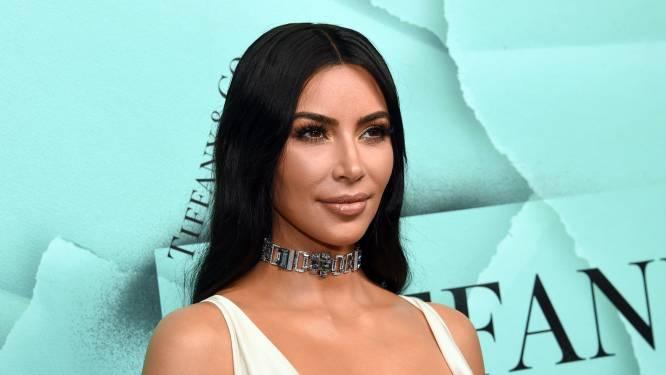 """Kim Kardashian is voor een tweede keer gebuisd op haar examen rechten: """"Zwaar aan het balen"""""""