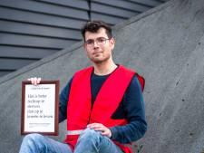 Rode Hesjes gaan na Utrecht demonstreren in Amsterdam