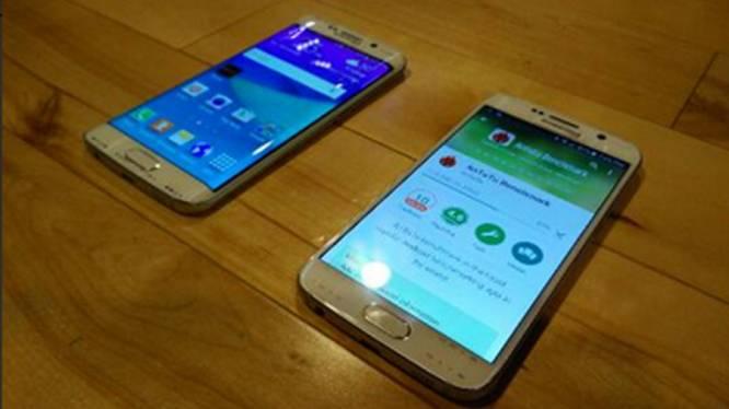Nieuwe beelden van Galaxy S6 gelekt (en hij lijkt erg op iPhone 6)