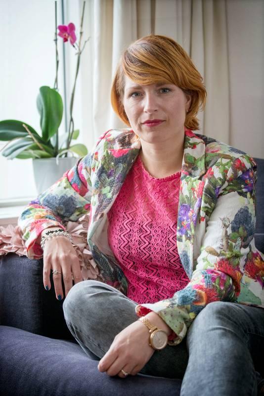 Tamara Straatman 'belandde in een hel' nadat het uitging met haar collega.