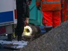 Loos alarm in Kralingen: geen bom in de grond, maar een afsluiter