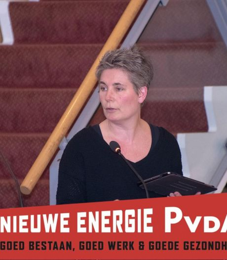 Toch een linkse, zij het kansloze kandidaat uit Tilburg voor de Tweede Kamer: Bea Mieris