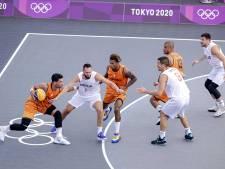 Revanche voor 3x3-basketballers, klinkende zege beachvolleyballers