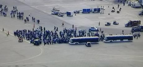 Fusillade à l'aéroport de Fort Lauderdale: cinq morts